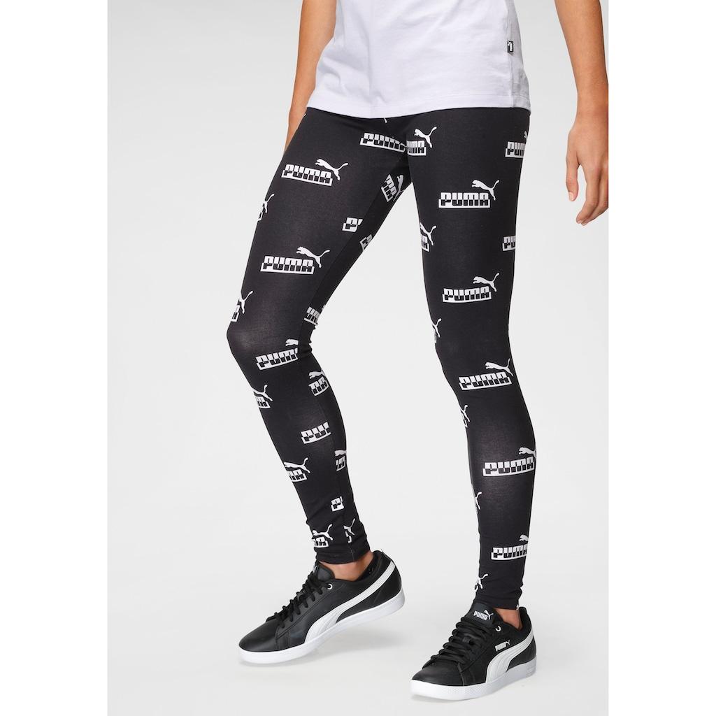 PUMA Leggings »Amplified AOP Leggings«