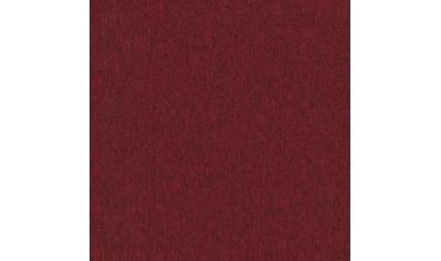 Teppichfliese »Neapel rot«, 4 Stück (1 m²), selbstliegend kaufen