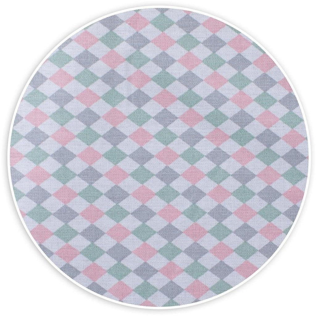 tiSsi® Laufgittereinlage »Moritz, Diamant Pastell«, Made in Europe