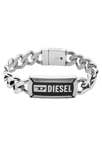Diesel Edelstahlarmband »DX1242040«, mit Achat kaufen