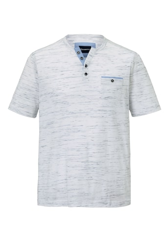 Babista Henleyshirt, in Flammgarn-Optik kaufen
