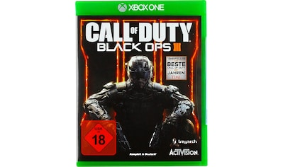 Activision Spiel »Call of Duty: Black Ops 3«, Xbox One, Software Pyramide kaufen