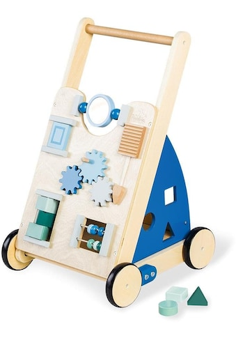 Pinolino® Lauflernwagen »Titus, blau« kaufen