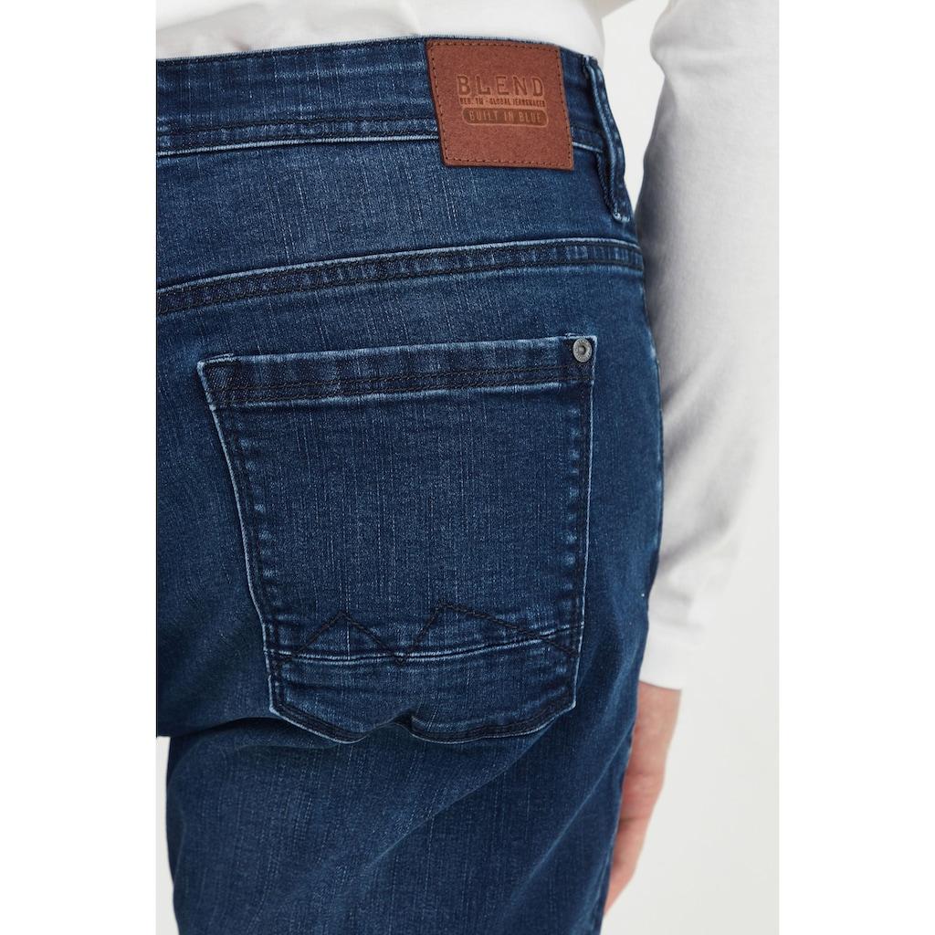 Blend 5-Pocket-Jeans »Bengo«, 5-Pocket-Jeans mit Elastan