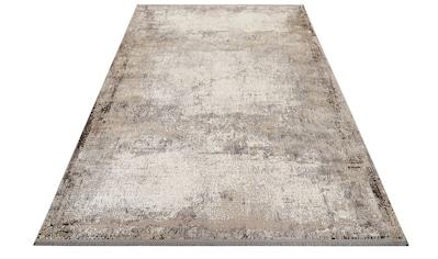 Wecon home Teppich »#Upperground Oasis«, rechteckig, 6 mm Höhe, Wohnzimmer, Vintage... kaufen