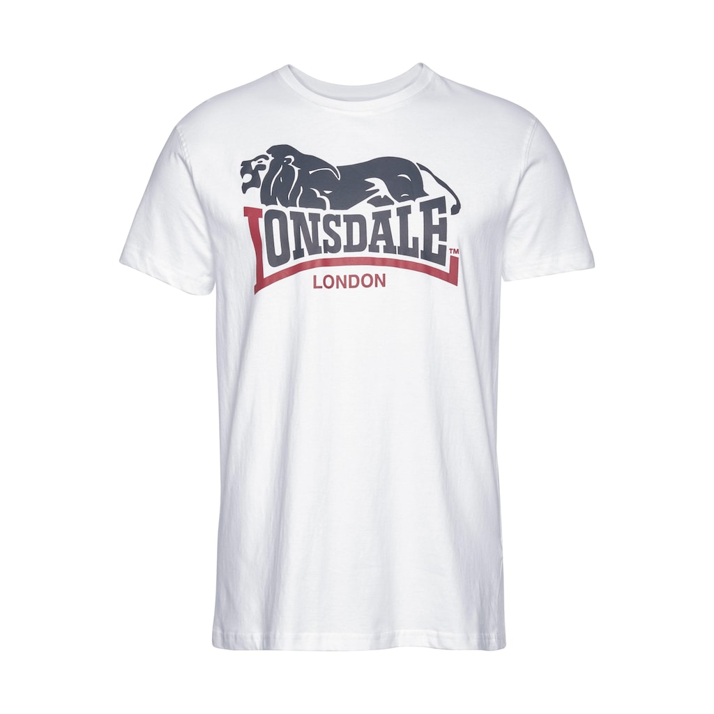 Lonsdale T-Shirt »LOSCOE«