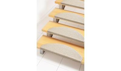 Andiamo Stufenmatte »Carransa«, halbrund, 10 mm Höhe, 15 Stück in einem Set kaufen
