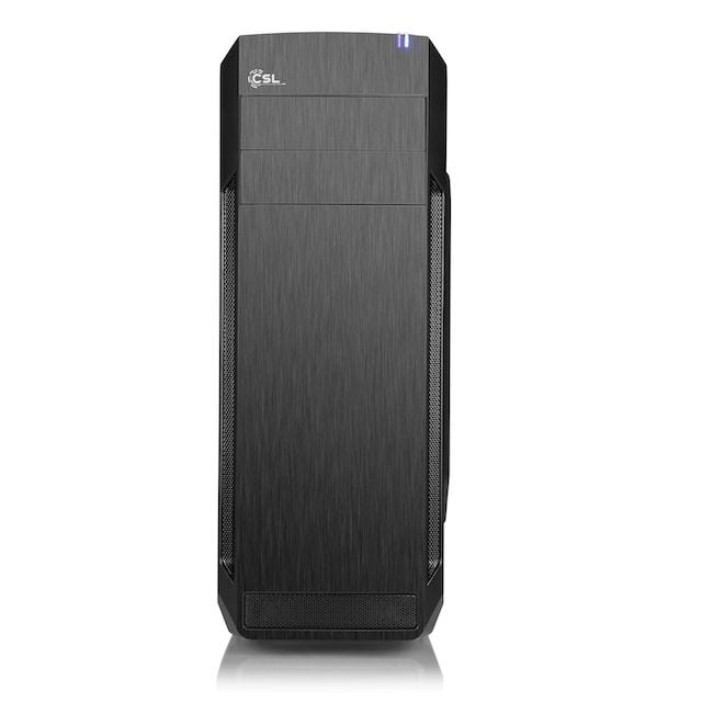 CSL »Sprint T4761 Windows 10 Home« PC-Komplettsystem (AMD, 2048 GB HDD, 240 GB SSD)