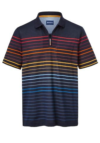 Babista Poloshirt mit garngefärbten Streifen kaufen