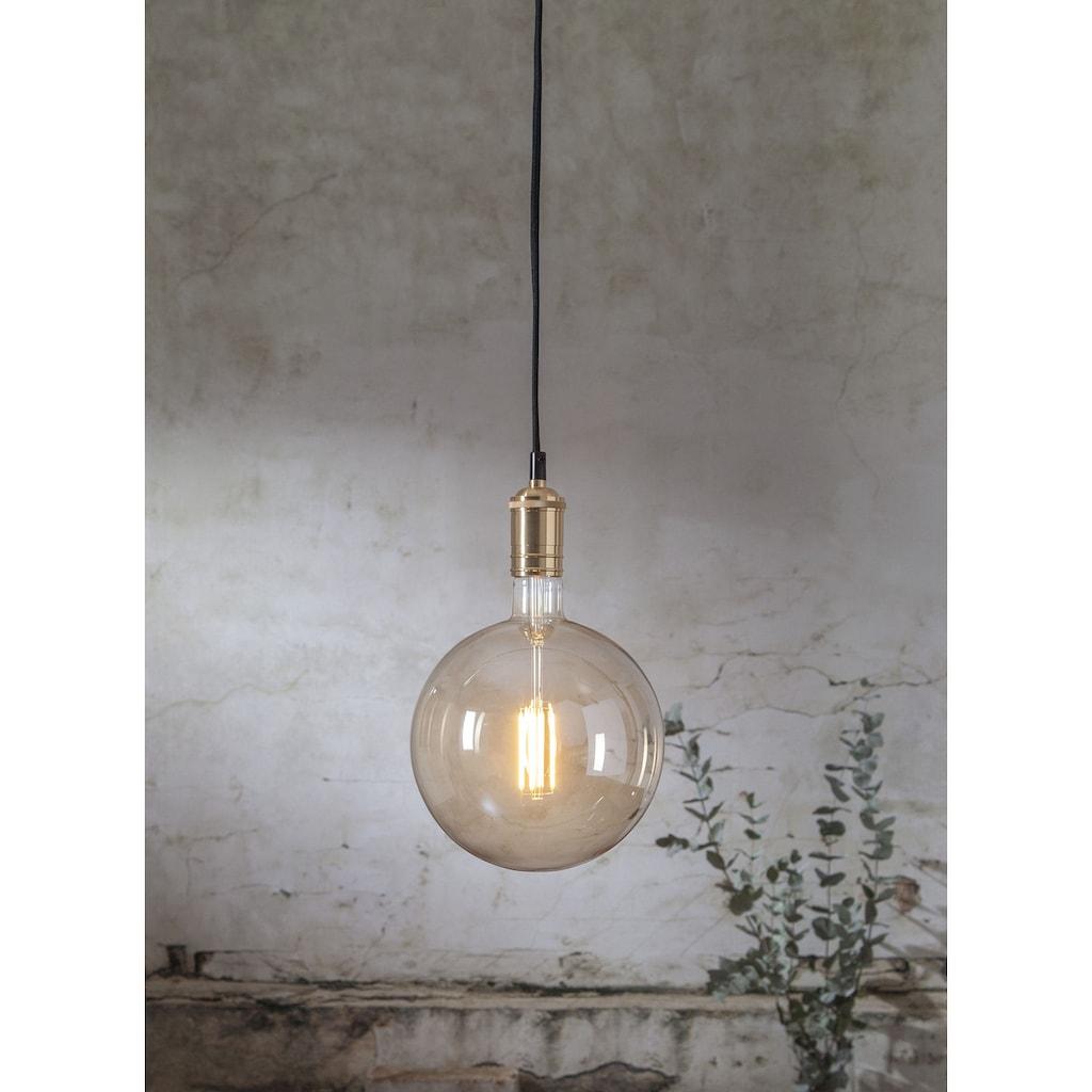 Home affaire LED-Filament »Industrial Vintage«, E27, dimmbar, Maße: 20x26 cm