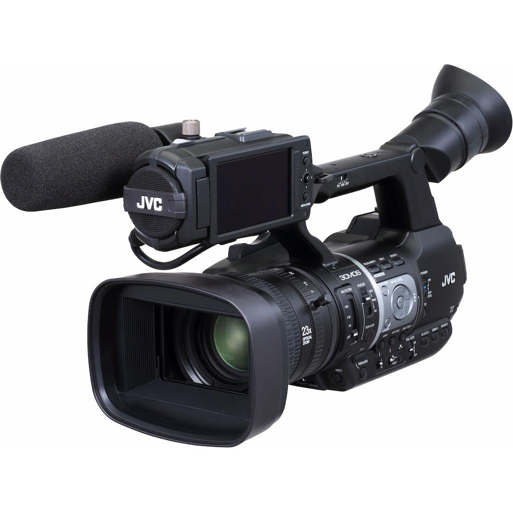 JVC Camcorder »GY-HM620«, Full HD, 23x opt. Zoom, Bildstabilisator