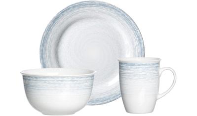 """Ritzenhoff & Breker Frühstücks - Set """"Nordic Smilla"""" (3 - tlg.), Porzellan kaufen"""