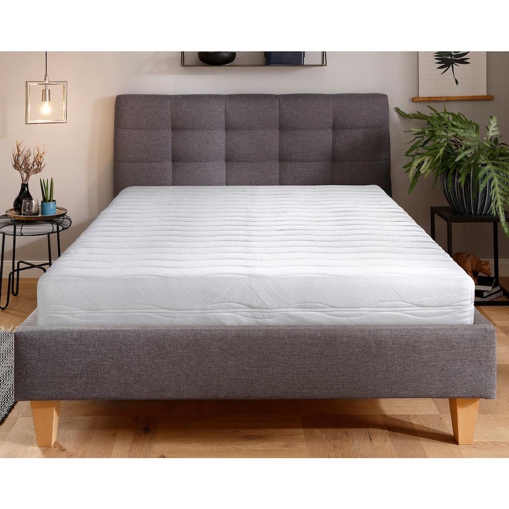 my home Komfortschaummatratze »Freya«, 20 cm cm hoch, Raumgewicht: 32 kg/m³, (1 St.), Alle Übergrößen = 1 Preis. Perfekt für jedes Doppelbett