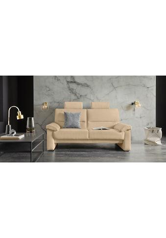 Places of Style 2-Sitzer »Felitto«, in 2 Sitzbreiten auswählbar, 3 Bezugsqualitäten,... kaufen