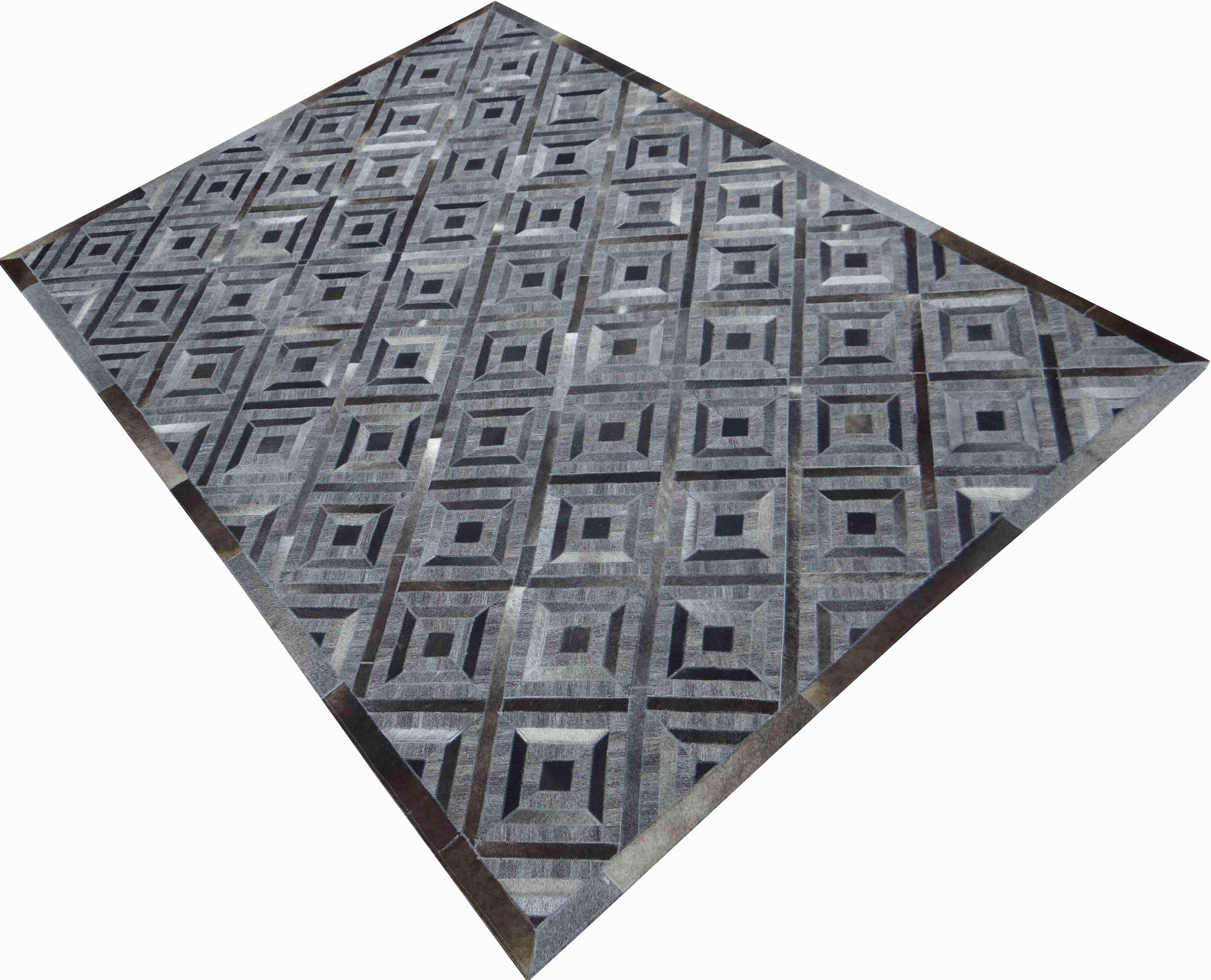 Teppich Silfri SIT rechteckig Höhe 8 mm handgetuftet
