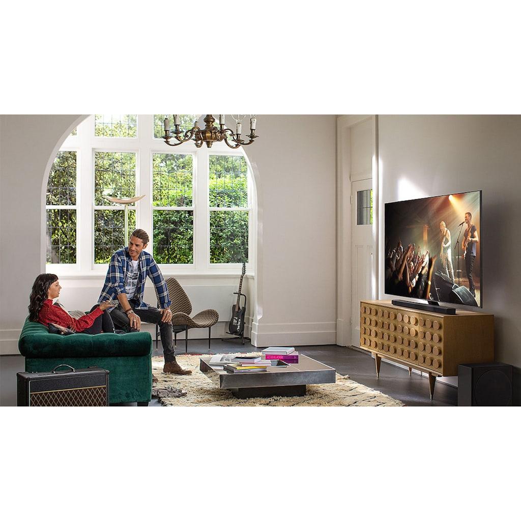 "Samsung QLED-Fernseher »GQ49Q80T«, 123 cm/49 "", 4K Ultra HD, Smart-TV"