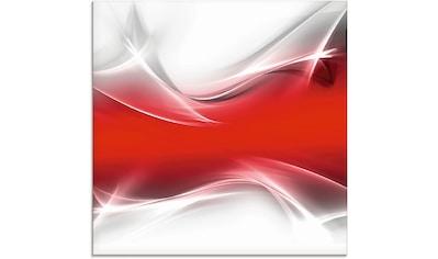 Artland Glasbild »Kreatives Element«, Gegenstandslos, (1 St.) kaufen