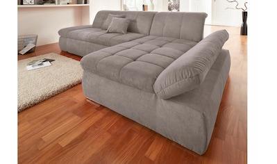 DOMO collection Ecksofa kaufen