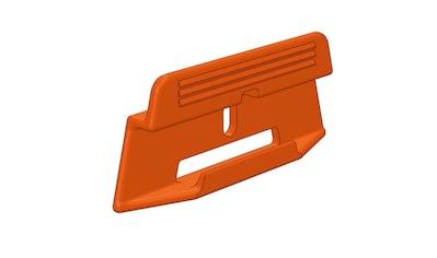 PARADOR Leisten-Befestigungsclips »Leistenclipse orange«, leicht abnehmbar zum... kaufen