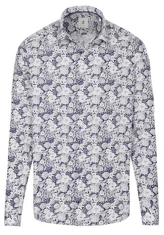 Jupiter Langarmhemd mit Blumenmuster kaufen