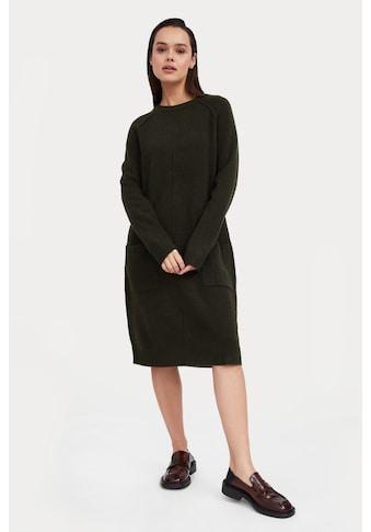 Finn Flare Jerseykleid, mit aufgesetzten Taschen kaufen