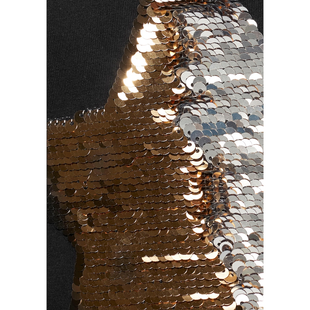 Arizona Langarmshirt »STERN«