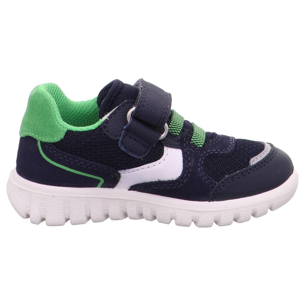 Superfit Sneaker »Sport7 Mini WMS Weiten-Messsystem: mittel«, mit kleinen Reflektoren