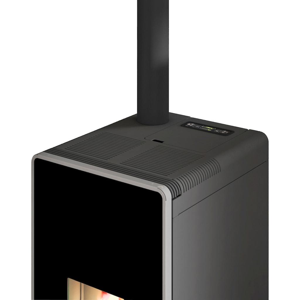 Blaze Pelletofen »Zelda«, schwarz