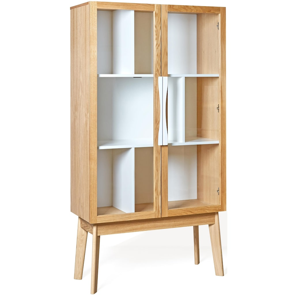 Woodman Bücherregal »Hilla«, Breite 88 cm
