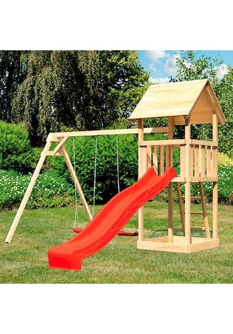 ABUKI Spielturm »Rosie«, BxTxH: 347x264x291 cm kaufen