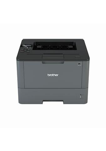 Brother Laserdrucker »Professioneller Arbeitsplatz-Laserdrucker« kaufen