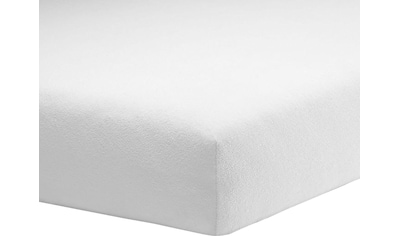 Spannbettlaken »Frottee - Stretch«, Schlafgut kaufen