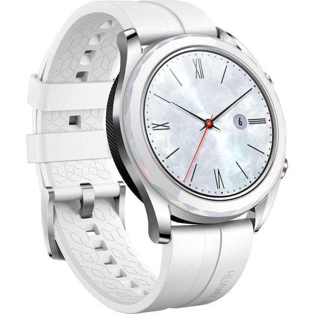 Huawei ELEGANT Smartwatch (3,05 cm / 1,2 Zoll, Watch OS 5)
