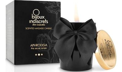 Bijoux Indiscrets Massagekerze »Melt my Heart Scented Massage Candle«, vegan kaufen