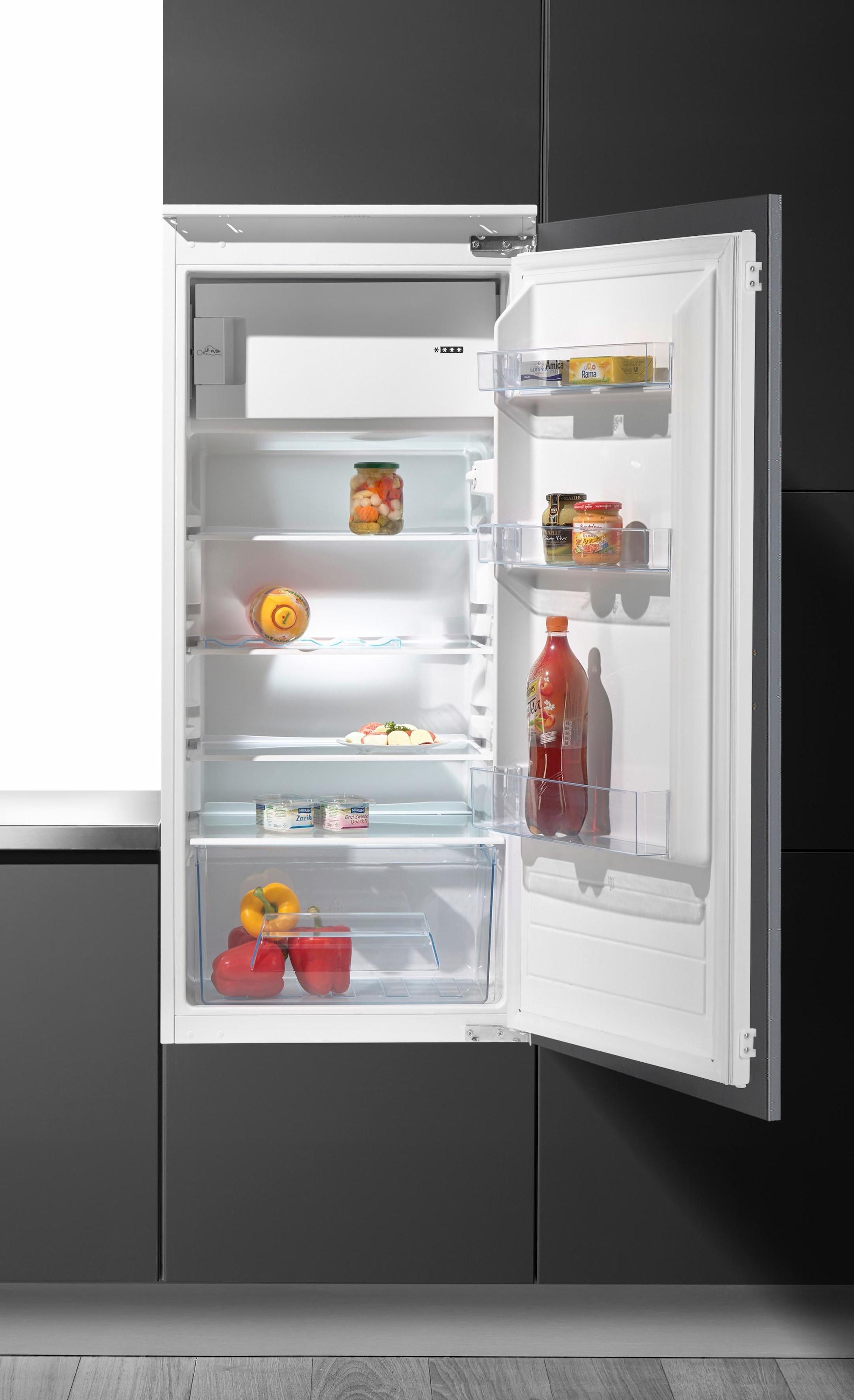 Amica Kühlschrank 122 Cm : Amica einbaukühlschrank cm hoch cm breit bestellen baur