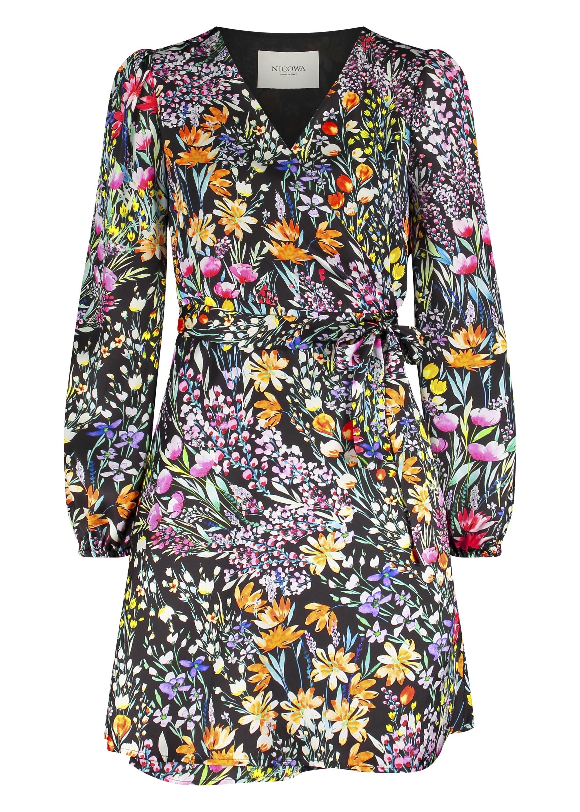nicowa -  Sommerkleid VEROWA, mit floralem Muster - VEROWA