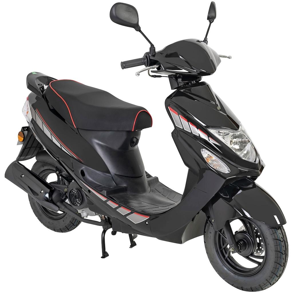 AGM MOTORS Motorroller »GMX 460 Sport«, 50 cm³, 45 km/h, Euro 4, 2,3 PS