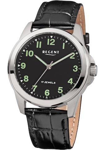 Regent Mechanische Uhr »3501, F818« kaufen