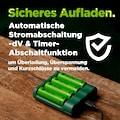 GP Batteries Batterie-Ladegerät »USB-Modell GP B421 4 x ReCyko AAA 850 mAh«