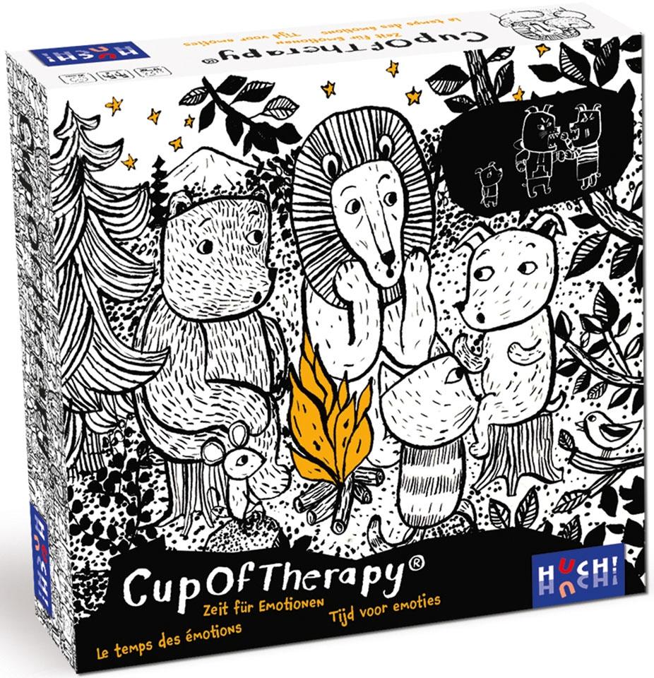Huch! Huch Spiel Cup of Therapy - Zeit für Emotionen bunt Kinder Brettspiele Gesellschaftsspiele