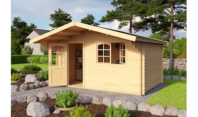 OUTDOOR LIFE PRODUCTS Gartenhaus »Valga 44«, BxT: 400x430 cm kaufen