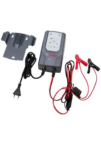 BOSCH Batterie-Ladegerät »C7«, 135 W kaufen