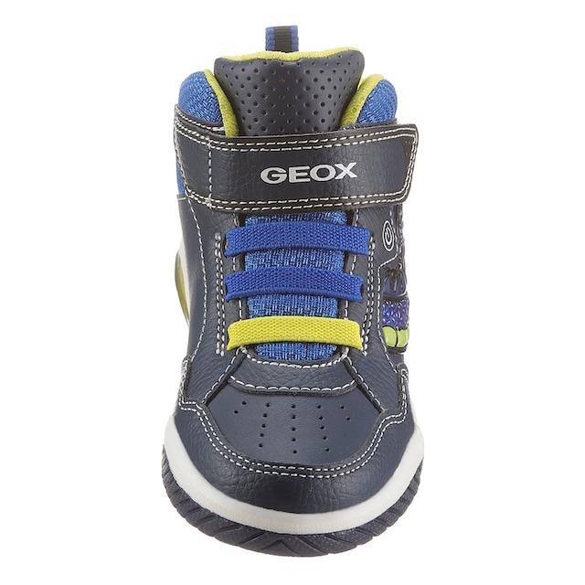 Geox Kids Sneaker »Blinkschuh INEK BOY«
