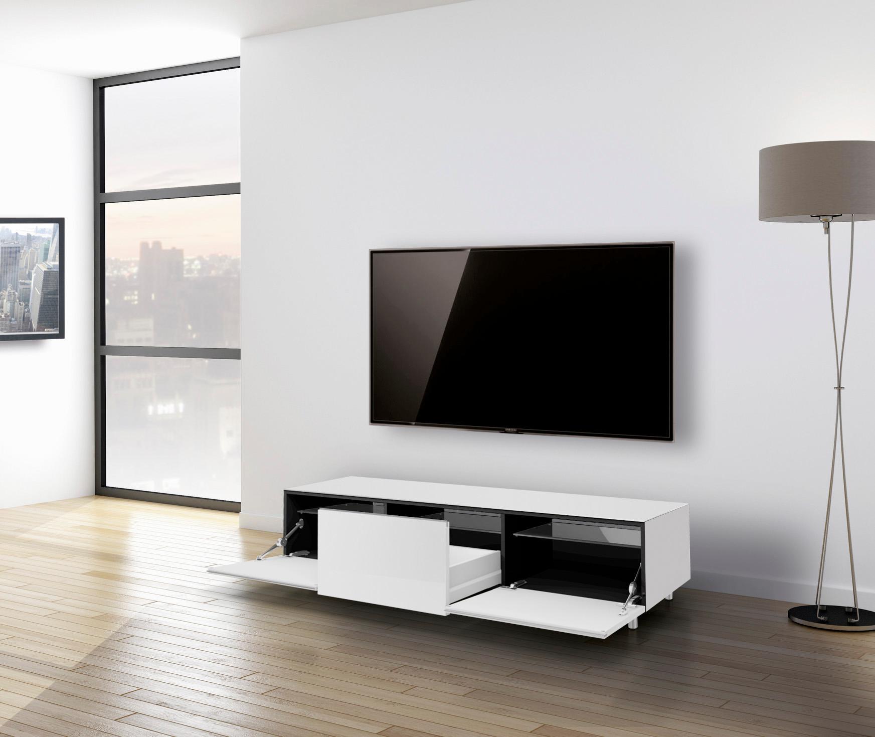 bildquelle spectral tv lowboard just racks jrl1650s mit 2 klappen un 1 schublade breite 164 2 cm