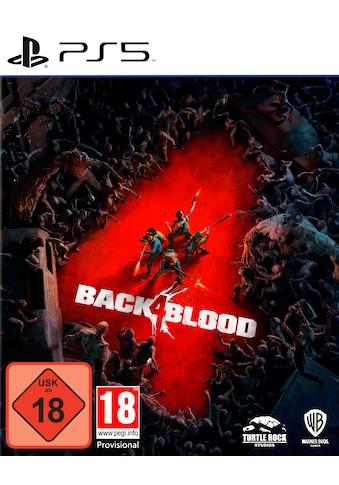 Warner Games Spiel »PS5 Back 4 Blood«, PlayStation 5 kaufen