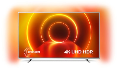 "Philips LED-Fernseher »43PUS8105/12«, 108 cm/43 "", 4K Ultra HD, Smart-TV, 3-seitiges Ambilght kaufen"