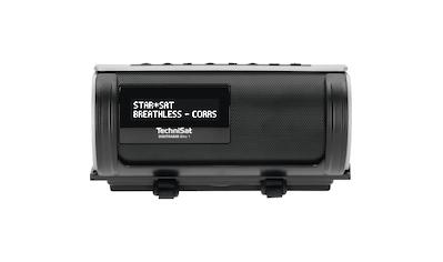 TechniSat Digitalradio (DAB+) »DIGITRADIO Bike 1«, (A2DP Bluetooth-Bluetooth-AVRCP Bluetooth Digitalradio (DAB+) 5 W), Integrierter Akku, Bluetooth, OLED-Display kaufen