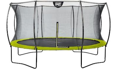 EXIT Gartentrampolin »Silhouette«, Ø 427 cm, mit Sicherheitsnetz kaufen