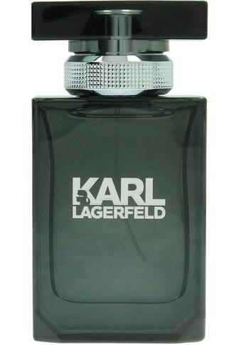 KARL LAGERFELD Eau de Toilette »Lagerfeld pour Homme« kaufen