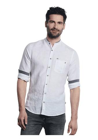 Engbers Langarmhemd, uni kaufen